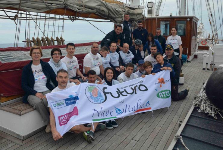 Nave Italia ritorna in mare: partita la campagna di solidarietà 2018