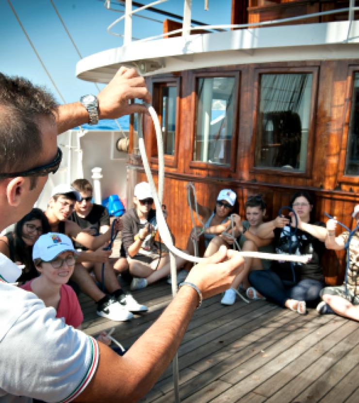 Attività a bordo